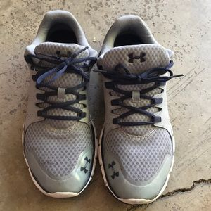 Under Armour men's shoes size 12 hardly worn ...